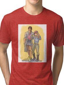 Girlfriends Tri-blend T-Shirt