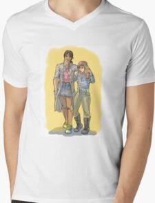 Girlfriends Mens V-Neck T-Shirt