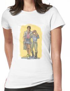 Girlfriends Womens Fitted T-Shirt