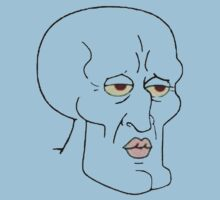 Gorgeous Squidward by Romantically
