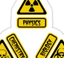 Science - Feel The Fear Do It Anyway Sticker