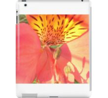 Tiger Lily in the Sunlight iPad Case/Skin