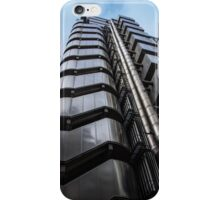 Lloyds of London: a towering presence iPhone Case/Skin