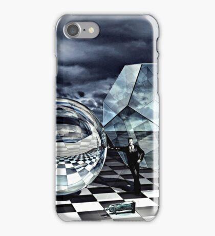 Phantom values of Europeanism iPhone Case/Skin