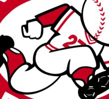 Cincinnati Reds Sticker