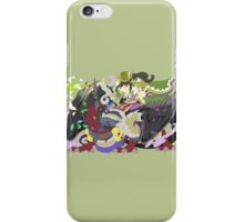 Green Zhuge Liang, Puzzle and Dragons iPhone Case/Skin