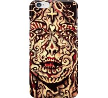 Dionysus is not dead iPhone Case/Skin