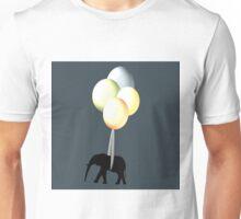 Elephant Balloon Unisex T-Shirt