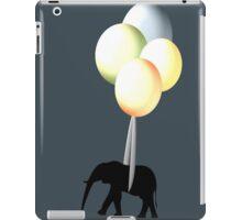 Elephant Balloon iPad Case/Skin