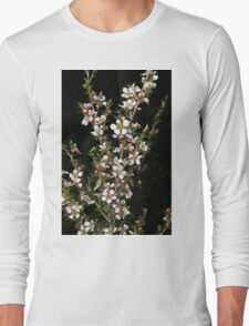 Tea Tree Blossom Long Sleeve T-Shirt