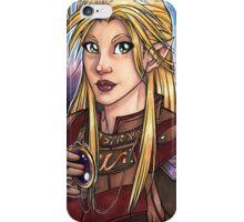 Elven Knight  iPhone Case/Skin