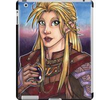Elven Knight  iPad Case/Skin