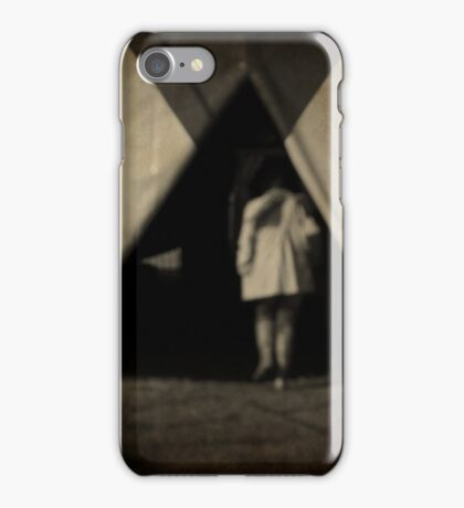 Enter... if you dare iPhone Case/Skin