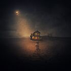 Moonlight House by psychoshadow