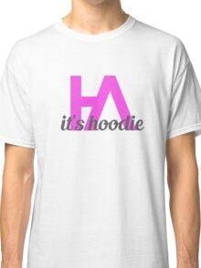 Simplistic Hoodie Allen Design 2 Classic T-Shirt