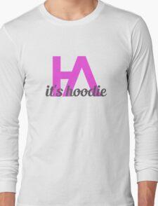 Simplistic Hoodie Allen Design 2 Long Sleeve T-Shirt