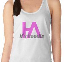 Simplistic Hoodie Allen Design 2 Women's Tank Top