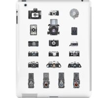 Cameras Collection iPad Case/Skin