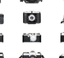 Cameras Collection Sticker