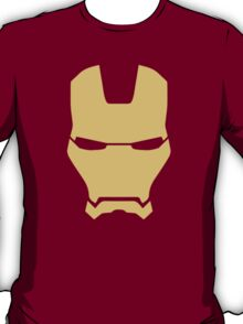 Ironman Face T-Shirt