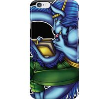 Book Dragon  iPhone Case/Skin