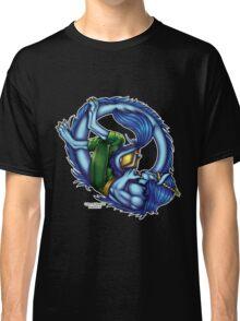 Book Dragon  Classic T-Shirt