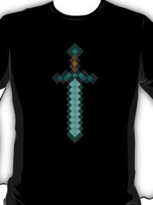 Diamond Sword - Minecraft T-Shirt
