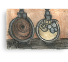 Perfume Duo Canvas Print
