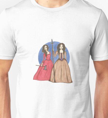 Sisters at War Unisex T-Shirt