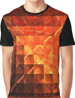 Ruby Cubes Graphic T-Shirt