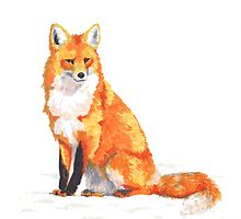Red Fox by Deanna Derosia