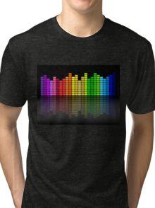 music rytim Tri-blend T-Shirt