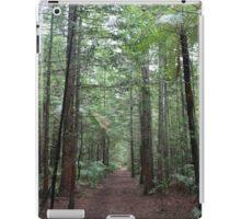 new zealand rewoods iPad Case/Skin