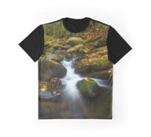 Smoky Mountain Stream 2 Graphic T-Shirt
