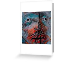 The Culture can be saved...let them speak. Greeting Card