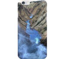 Canyon of Yellowstone iPhone Case/Skin