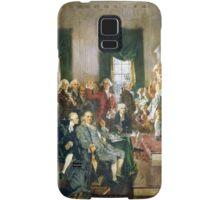 General George Washington  Samsung Galaxy Case/Skin