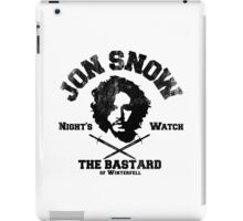 JON SNOW 2 iPad Case/Skin