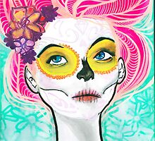 Dia De Los Pink by j9concepts