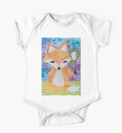 the quick red fox jumps over the lazy brown dog One Piece - Short Sleeve
