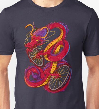 Dragon Bike Unisex T-Shirt