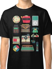 Retro Technology 2.0 Classic T-Shirt