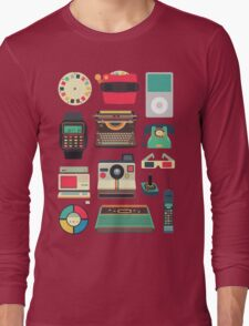 Retro Technology 2.0 Long Sleeve T-Shirt