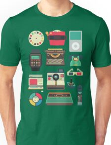 Retro Technology 2.0 Unisex T-Shirt