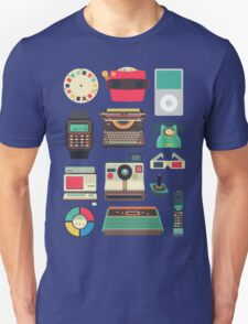 Retro Technology 2.0 Unisex T-Shirt