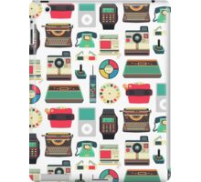 Retro Technology 2.0 iPad Case/Skin