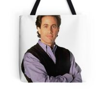 Straight Up Seinfeld Tote Bag