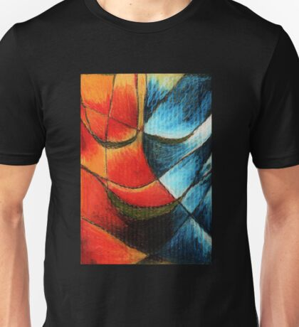 Fire&Ice Unisex T-Shirt