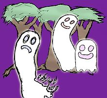 Normal Ghosts by Avram Parker