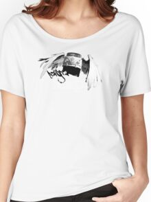 Winged Bus Women's Relaxed Fit T-Shirt